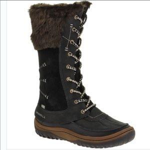 ⬇️ Merrell Decora Prelude Winter Boots Size 8.5